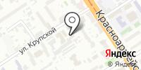 Рэн-тур на карте