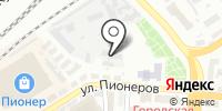 ИнКар на карте