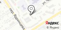 Эмили на карте