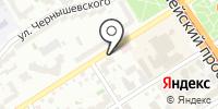 Максим на карте