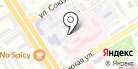 Фитнес Данс центр на карте