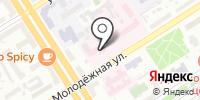 Железнодорожная больница ст. Барнаул на карте