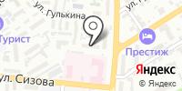 СМСОАУ на карте