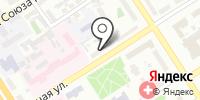 Евротур на карте