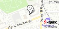 Сибэнерготелеком на карте