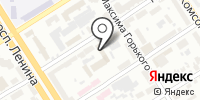 Алтайский краевой центр информационно-консультационного обслуживания и развития агропромышленного комплекса на карте