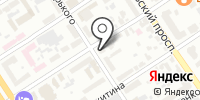 Хозпром на карте