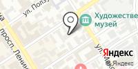 Business center на карте