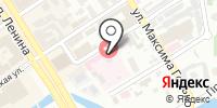 Диспансер на карте