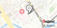 АБА на карте