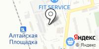 Строй-Траст на карте