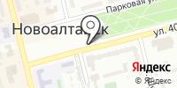 Родена на карте