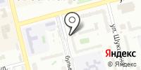 Магазин головных уборов и купальников на карте