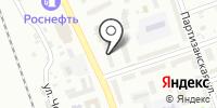 Типография на карте