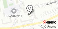 Фортис-Н на карте