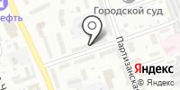 Нотариус Харисова С.А. на карте