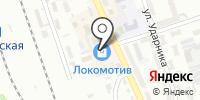 СИБВЕЗ на карте