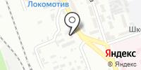 Отдел Военного комиссариата по г. Новоалтайску и Первомайскому району на карте