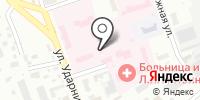 Алтайское краевое бюро судебно-медицинской экспертизы на карте