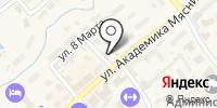 Нео на карте