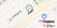 Белокурихинская городская библиотека на карте