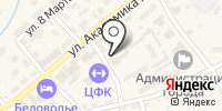 Отдел вневедомственной охраны по г. Белокурихи на карте
