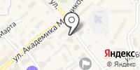 Магазин мебели и бытовой техники на карте