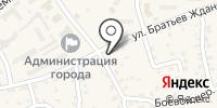 АлтайЛес на карте