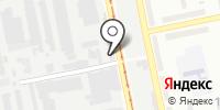 Авент на карте