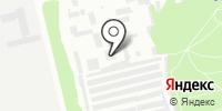 Пожарная часть №4 на карте