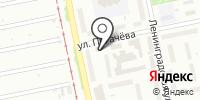 Мабикс на карте