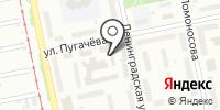 Снабпром на карте