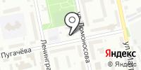 МастерК на карте