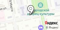 М-Строй на карте