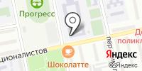 Кадетская школа на карте