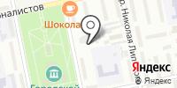 Нория-2 на карте