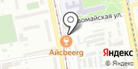 Авицена на карте