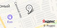 Гаражно-строительный кооператив №15 на карте
