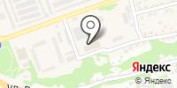 Теплоэнергогаз на карте