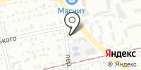 Бийский прибороремонтный участок на карте