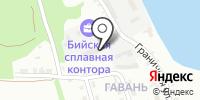 Данилин и К на карте