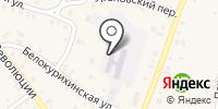 Средняя общеобразовательная школа №1 им. П.К. Коршунова на карте