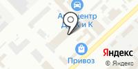 Привоз на карте