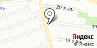 Продовольственный магазин на Янтарной на карте