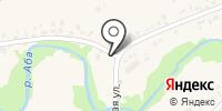 Рябина на карте