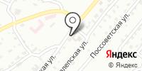 Строй-Крон на карте