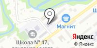 Детский сад №276 на карте