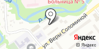Матисс на карте