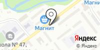 Стройкар на карте