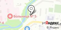 Баня №15 на карте